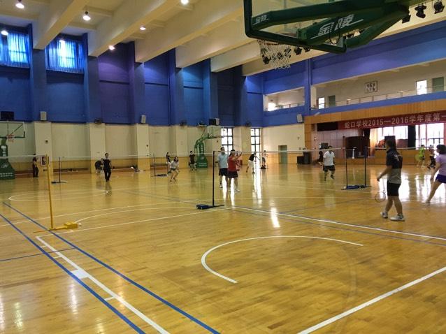 蛇口学校体育馆 - 趣运动
